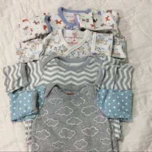 Magnificent Baby Pajamas - Magnificent Baby & Skip-Hop Sleep-Sac Unisex